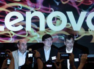 Квартальный доход Lenovo вырос сразу на 64% несмотря на сложности в рынке и в стране