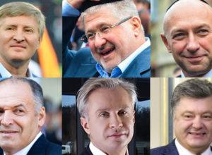 Новый рейтинг Форбс о самых богатых украинцах - Ахметов лидеров но значительно обеднел (ВИДЕО)