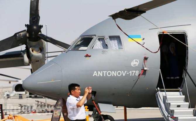 """Украинский авиаконцерн """"Антонов"""" открыл дочернее предприятие в США"""
