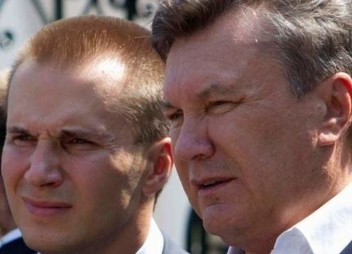 Янукович младший, только сейчас продал свою долю в Донбассэнерго