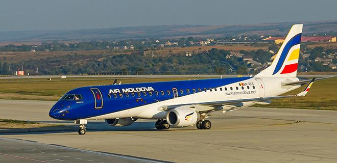 Румыны выкупили крупнейшую молдавскую авиакомпанию