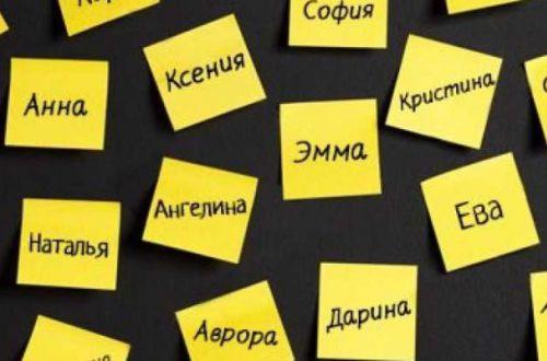 Как влияет первая буква имени на судьбу человека