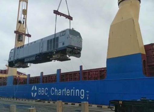Стало известно когда на украинских железных дорогах появятся тепловозы от General Electric
