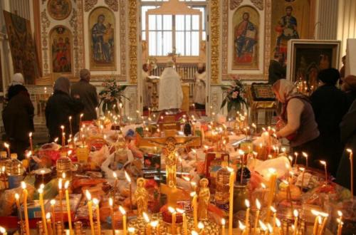 Родительская суббота 6 марта: что надо нести в церковь